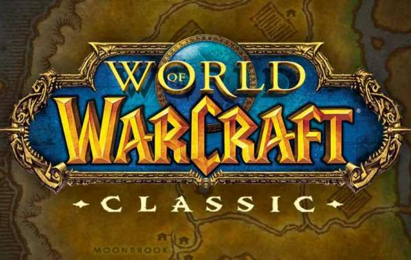 Blizzard official World of Warcraft Classic