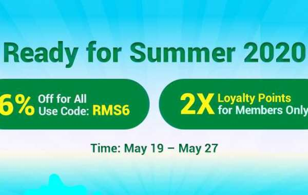 Gain RSorder 2X Loyalty Points & Buy 6% Off Cheap RS Gold for Summer