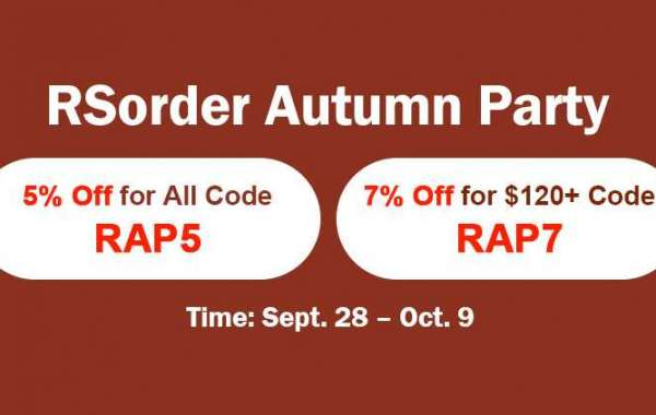 No Hesitation to Snap up Cheap OSRS Gold with 7% Discount in RSorder Autumn Party Now