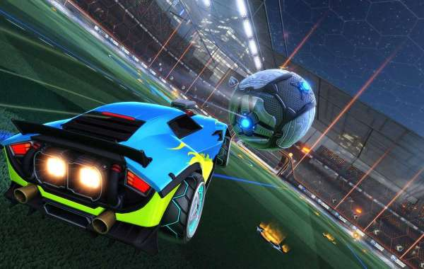 Rocket League recently relaunched as a free-to-play title