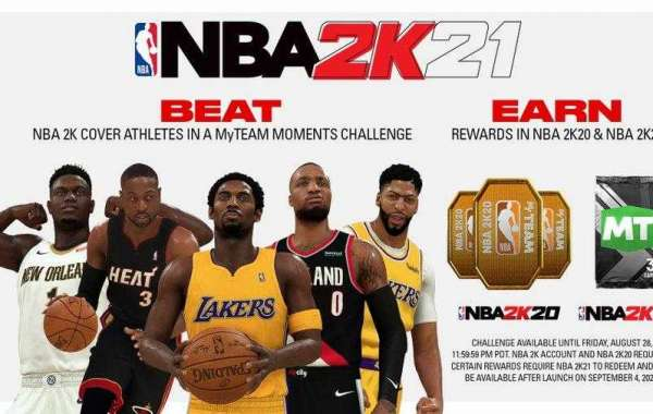 The 22nd edition of the NBA 2K series will be released this Friday